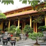 Le temple de Lanh Giang